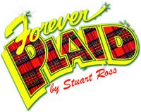FOREVER PLAID in UK / West End Logo