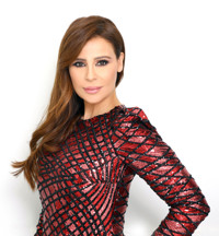 Carole Samaha in Concert in Montreal