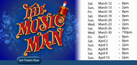 The Music Man at The Noel S. Ruiz Theatre in Long Island