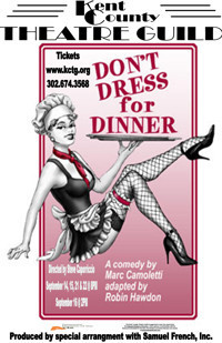 Don't Dress for Dinner in Broadway