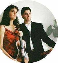 Marcolivia - Violin Duo in Norfolk