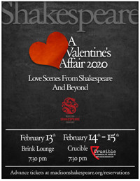 A Valentine's Affair 2020 in Madison
