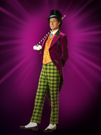 Charlie and the Chocolate Factory in Broadway