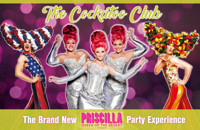 The Brand New Priscilla Queen of The Desert Party Experience in UK / West End