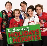 The Second City's Holidays in the Heights in Broadway