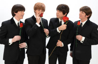 The Fab Four: The Ultimate Tribute to The Beatles in San Antonio