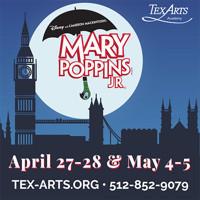 Mary Poppins, Jr. in Austin