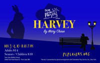Harvey - by Mary Chase in Minneapolis