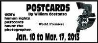 Postcards in Broadway