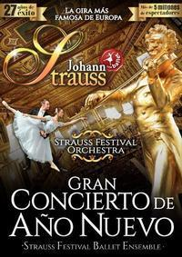 Great New Year's Concert - Johann Strauss in Spain