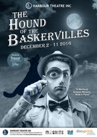 The Hound of the Baskervilles in Broadway