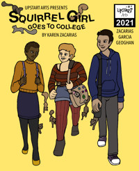 Squirrel Girl Goes To College in Central Pennsylvania