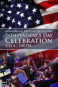 POPS Concert & Independence Day Celebration in Miami