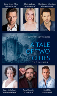 A Tale of Two Cities: The Musical in South Carolina