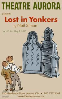 Lost in Yonkers in Toronto