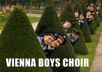 Vienna Boys Choir in Indonesia