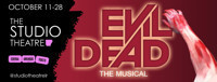 Evil Dead - The Musical in Broadway