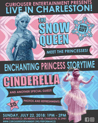 ENCHANTING PRINCESS STORYTIME in Off-Off-Broadway