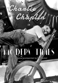 Charlie Chaplin's' Modern Times' (with live score) in UK / West End Logo