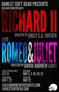 Richard II and Romeo & Juliet in Other New York Stages