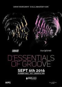 D'Essentials Of Grooves in Indonesia