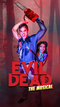 Evil Dead the Musical in Atlanta