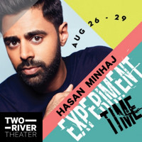Comedian Hasan Minhaj - Experiment Time in New Jersey