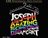 CM Performing Arts Center Presents: Joseph and The Amazing Technicolor Dreamcoat at The Noel S. Ruiz Theatre in Long Island