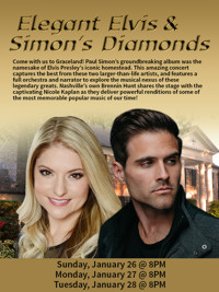 Elegant Elvis & Simon's Diamonds in Fort Lauderdale