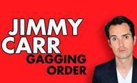 Jimmy Carr: Gagging Order in Australia - Perth