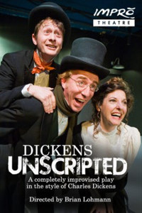 Impro Theatre's Dickens UnScripted at North Coast Rep in San Diego