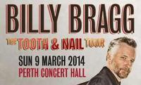 Billy Bragg in Australia - Perth