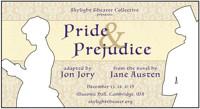 Pride & Prejudice in Boston