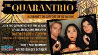 The Quarantrio - LIVE online! in Toronto