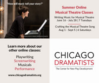 Online Screenwriting Courses in CHICAGO