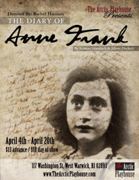 The Diary of Anne Frank in Rhode Island