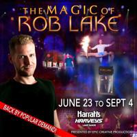 The Magic of Rob Lake in Broadway