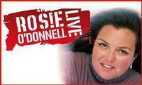 Rosie O'Donnell in Australia - Perth
