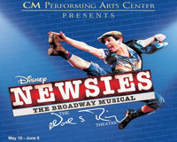 CM Performing Arts Center Presents: Newsies, The Broadway Musical, at The Noel S. Ruiz Theatre in Long Island
