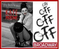 Kate Pistone Off-Off-Off-Off Broadway in Philadelphia