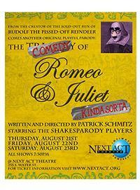 The Comedy of Romeo & Juliet… Kinda Sorta in Milwaukee, WI