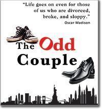 The Odd Couple in Costa Mesa