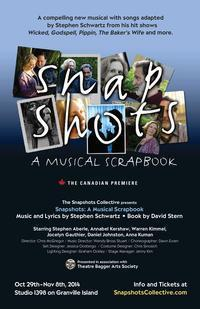 Snapshots: A Musical Scrapbook in Vancouver