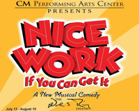 CM Performing Arts Center Presents: Nice Work If You Can Get It at The Noel S. Ruiz Theatre in Long Island