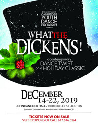 What The Dickens! in Boston