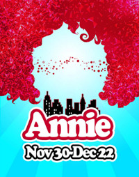 Annie presented by the Athens Theatre in Orlando