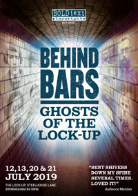 Behind Bars: Ghosts of the Lock-Up in Broadway