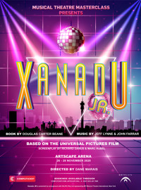 Xanadu Jr in SOUTH AFRICA