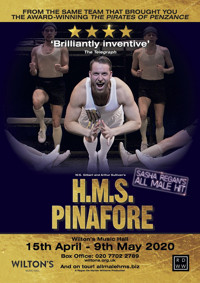 Sasha Regan's All Male H.M.S. Pinafore in UK / West End