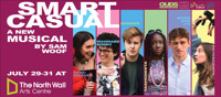 Smart Casual: A New Musical in UK Regional